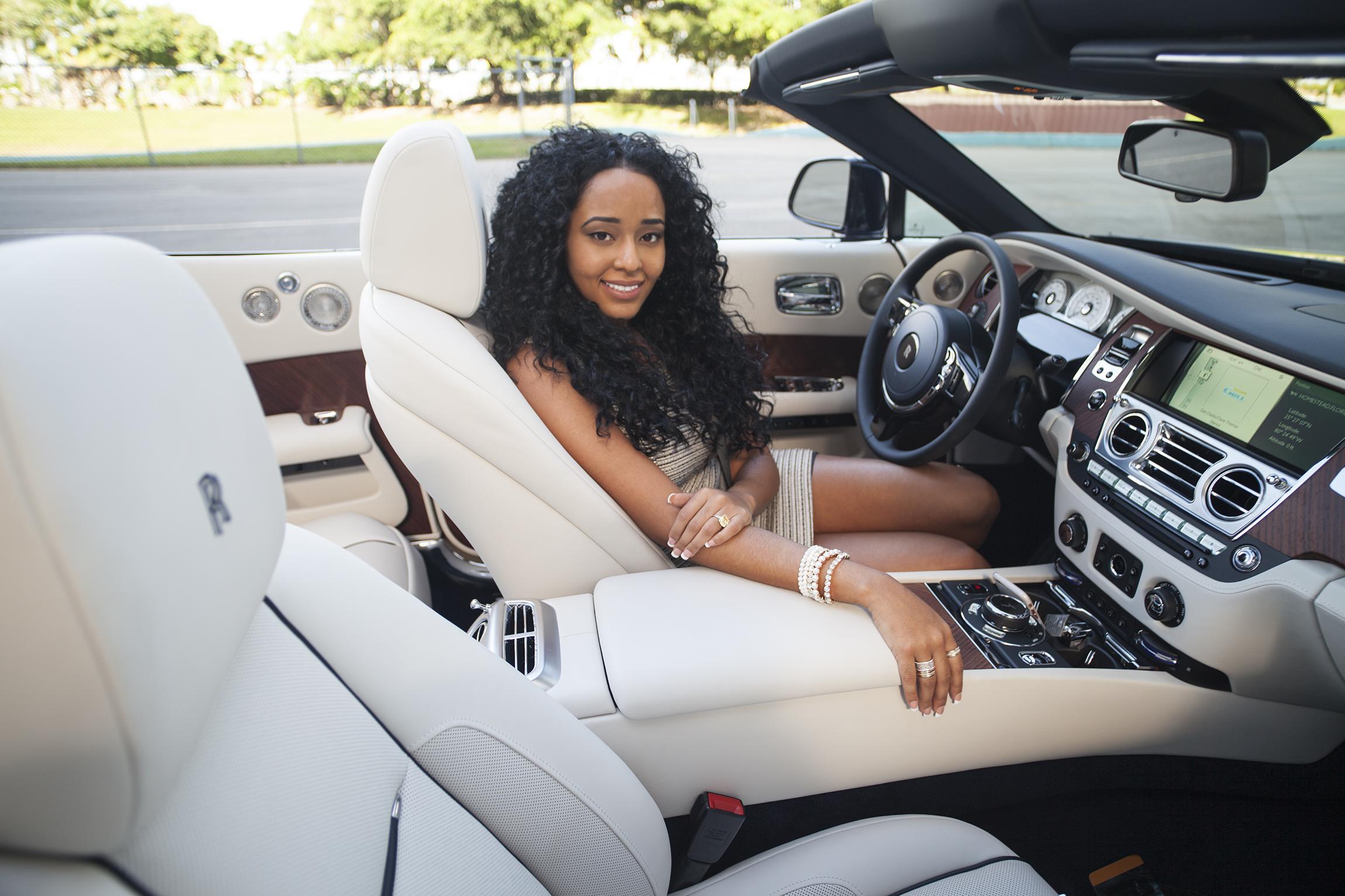 Rolls-Royce Homestead Speedway Drive Event
