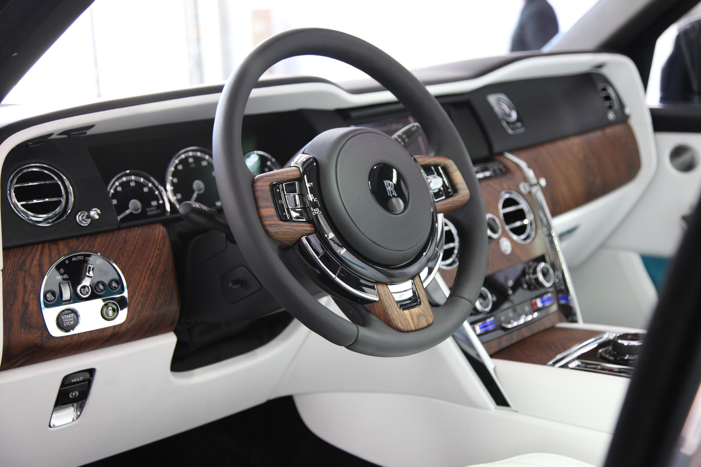 Rolls-Royce Cullinan Unveiling